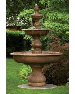 "108"" Monticello Fountain"