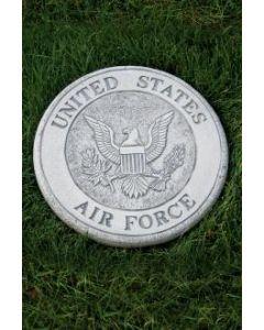 "10"" Round Stone-US Airforce"