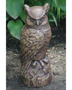 """15"""" Great Horned Owl"""