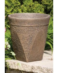 "17"" Thumb Print Cottage Planter"