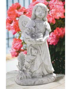 "19"" Standing Poppy Fairy"
