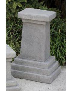 "23"" Stacked Pedestal"