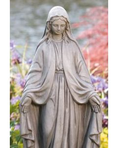 """25"""" Blessed Mother"""