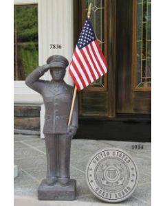 "27"" US Armed Forces-Coastguard"