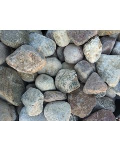 "3-6"" Beach Pebbles Bulk /Yard"