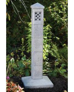 "48"" Pagoda Path Lamp"