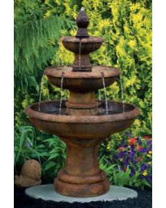"50"" 3 Tier Picasso Fountain"