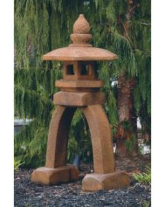 """54"""" Arched Pagoda"""