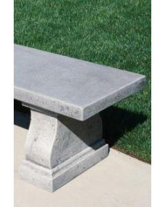 """64"""" Lazio Straight Bench"""