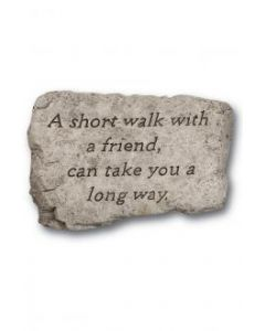 """10"""" Stone-A Short Walk With"""
