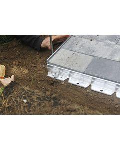 Aluminum Interlocking Edging