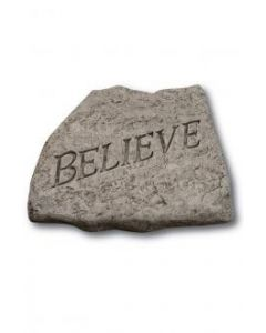 """8"""" Stone-Believe"""