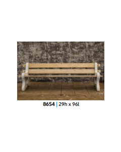 Bench Set Ends Only