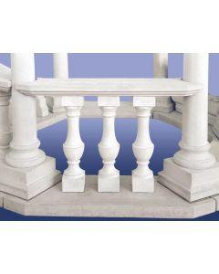 Classical Gazebo Ballustrade