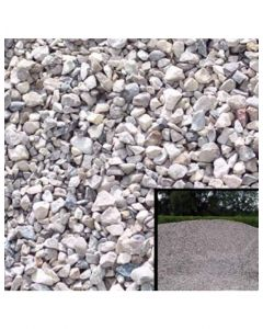 Clear Gravel Bulk /Yard