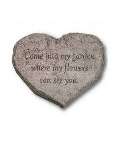 Heart Stone-Come Into My Garde