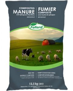 Composted Manure Sheep/Cow 30L