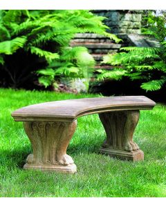 Curved Westchester Bench