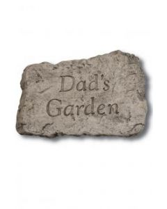 """10"""" Stone-Dads Garden"""
