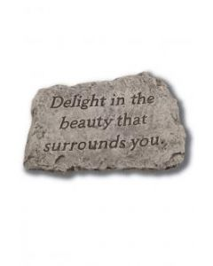 """10"""" Stone-Delight in the Beaut"""