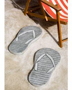 Flip Flop Stepping Stone L