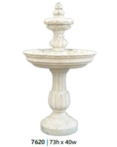 Fountain - 2 Tiered 73""