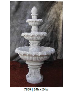 Fountain - 3 Tiered 54""