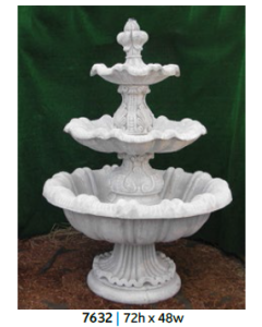 Fountain - 3 Tiered 72""