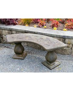Frog Bench - Curved