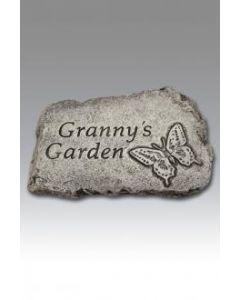 """10"""" Stone-Grannys Garden"""