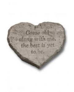 Heart Stone-Grow Old Along