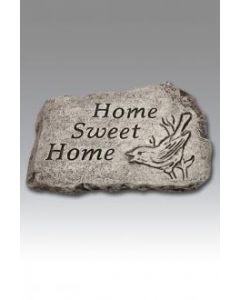 "10"" Stone-Home Sweet Home"