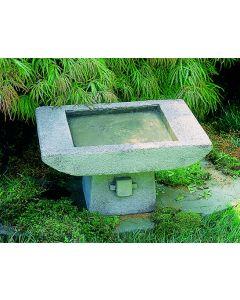 Kyoto Birdbath 1pc