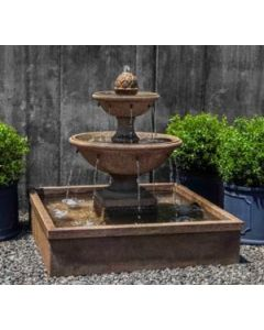 La Mirande Fountain