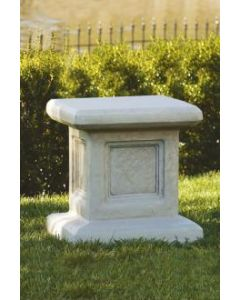 Large Square Pedestal