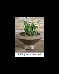 Low Flower Pot