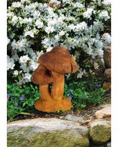 Medium Double Mushroom