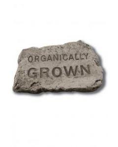 "8"" Stone-Organically Grown"