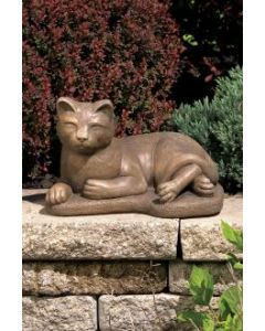 Plain Laydown Cat