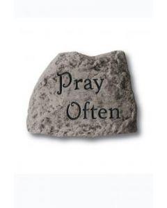 """8"""" Stone-Pray Often"""