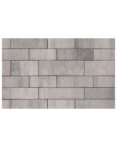 Presidio Rectangle Marble Grey