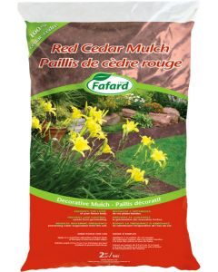 Red Cedar Mulch 2 cu.ft.