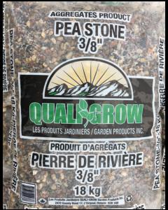 """River Stone 18kg 3/8"""" Pea"""