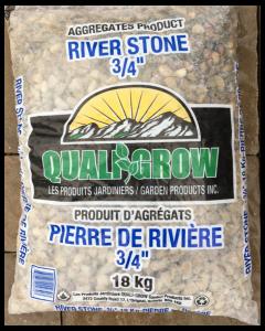 """River Stone 18kg 3/4"""" Small"""