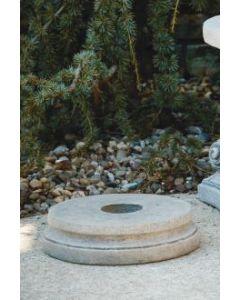 Round Disc Pedestal