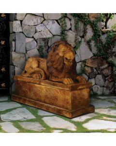Royal Reclining Lion (Right)