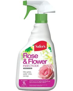 Safers Rose Insecticide 1LRTU