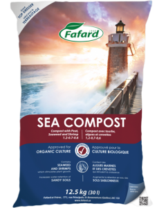 Sea Compost / Biosoil 30L