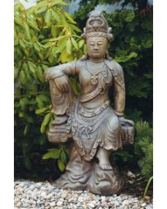 Sitting Kwan Yin