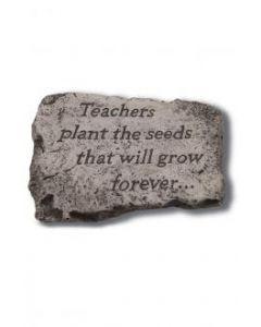 "10"" Stone-Teachers Plant The"